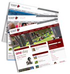 website homepages